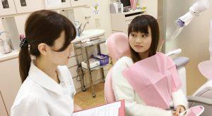前歯治療に関するカウンセリング