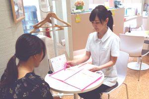審美歯科治療のカウンセリング