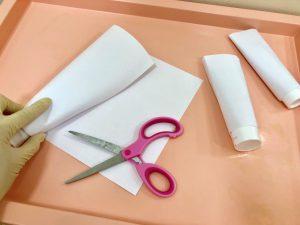歯みがき粉収納の作成方法3