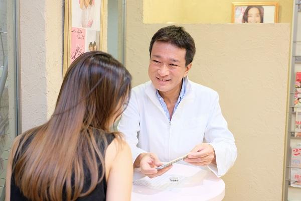 ガミースマイル治療の定期健診