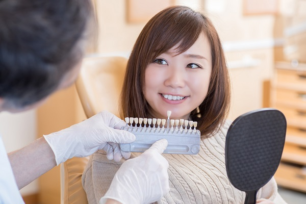 セラミック治療と虫歯の関係