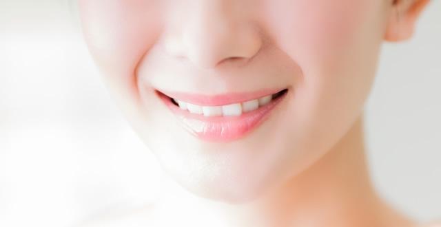 美しい歯茎のライン