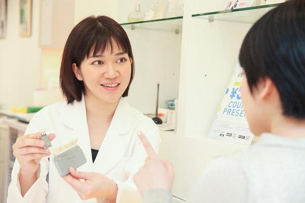 セラミック矯正による口ゴボ治療カウンセリング